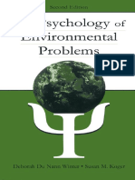 Deborah Du Nann Winter, Susan M. Koger - The Psychology of Environmental Problems_ Psychology for Sustainability-Psychology Press (2003)