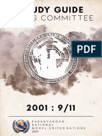 Crisis Council Study Guide - PNMUN 2019