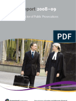 Odpp Annual Report 0809