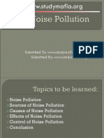 Noise pollution ppt.ppt