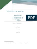 Burnout Assessment Tool english manual