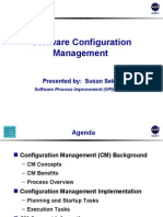 SW Configuration Mgmt