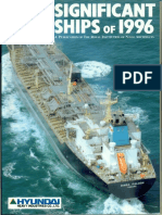 Significant Ships 1996