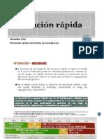 Intubación Rapida