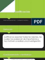 Justificación.pptx