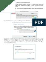 02 Manual Creacion de Maquina Virtual en Virtualbox