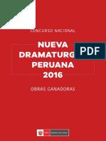 Nueva dramaturgia peruana