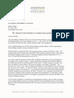Response to OML Complaint 5.7.19 (A0616658xB0BA5)