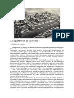 A ARQUITETURA DO UNIVERSO.docx