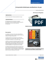 analizador gasess SF6