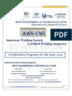 CWI Brochure