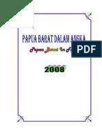 Papua Barat Dalam Angka 2008