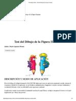 Psicologia Online Articulos Test Del Dib