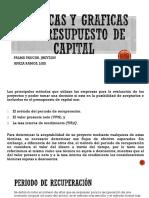TECNICAS Y GRAFICAS DE PRESUPUESTO DE CAPITAL AVANCE.pptx