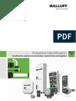 Balluf - RFID - Catálogo