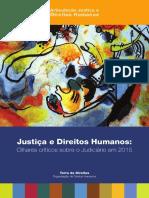 Livro - Justiça e direitos humanos