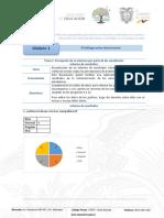 - Documento de Trabajo 3. Informe de Resultados
