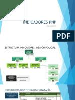 INDICADORES PNP