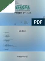 wireless system presentation 1g to 5g