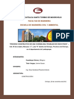 125781245 Informe Final Proceso Constructivo