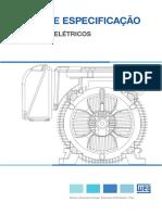 Especificação de Motores Elétricos