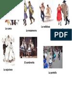 Bailes de La Zona Central de Chile