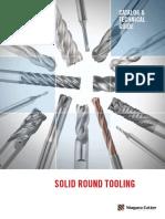 Solid Carbide End Mill Ultra-Tool 32088 TiCN 16mm x 16mm x 38mm x 89mm
