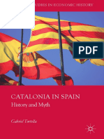 (Palgrave Studies in Economic History) Gabriel Tortella - Catalonia in Spain _ History and Myth
