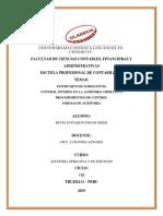 Instrumentos Normativos - Auditoria de Servicios