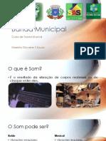Banda Municipal Musicalização Aula 01
