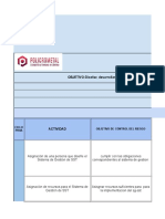 Plan de Trabajo Anual. Policrometal