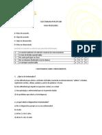 Cuestionario Percepcion Profesores-tartamudez