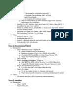 CCS Cases Notes