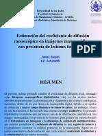 1Simulación de COEFICIENTE de Difusión Aparente en IMÁGENES Definitivo