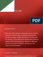 Digital Self Lecture