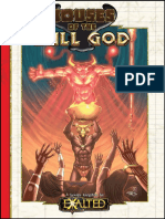 Exalted - Houses of the Bull God