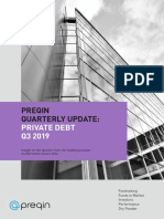 Preqin Quarterly Update Private Debt Q3 2019