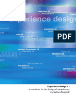 Experience Design 1.1 - a manifesto for the design of experiences_Nathan Shedroff.pdf