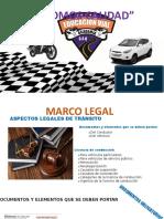 Marco legal motos y automóviles