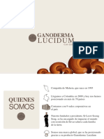 Plantilla Ganoderma