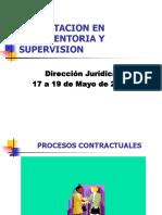 Capacitacion Supervision e Interventoria - Cali