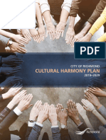 Cultural Harmony Plan 2019-2029