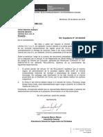 Obs Al Informe Del Directorio de CAVALI