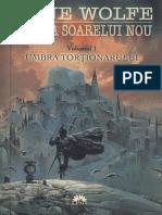 Gene Wolfe - Cartea Soarelui Nou Vol.1 - Umbra Tortionarului