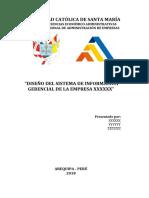 3. ESTRUCTURA SISTEMAS DE INFORMACIÓN GERENCIAL - FINAL
