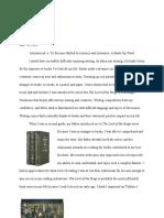 revised  literacy narrative final draft