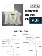 Guide Col Taileur