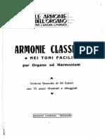 Armonie Classiche II