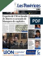 DIARIO LAS AMÉRICAS Edición digital del martes 19 de noviembre de 2019