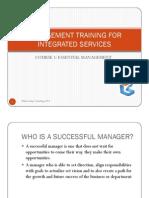 Essential Management